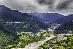 Panorama dalla Pieve di san Floriano  IMG_9068_HDR (gianni.giacometti) Tags: panorama san italia e di su carnia hdr friuli terme arta dalla floriano pieve vede imponzo zulio cedarchis