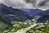 Panorama dalla Pieve di san Floriano  IMG_9068_HDR (Gianni Giacometti) Tags: panorama san italia e di su carnia hdr friuli terme arta dalla floriano pieve vede imponzo zulio cedarchis