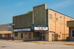 Garry Theatre (bryanscott) Tags: canada building architecture manitoba selkirk