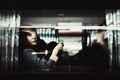 ((Jt)) Tags: leica colour bus window asia streetphotography korea transportation seoul travelphotography koreangirl iksan streettogs jtinseoul