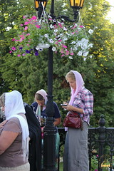 49. The blessing of water on the day of the Svyatogorsk icon of the Mother of God / Водосвятный молебен в день празднования Святогорской иконы Божией Матери