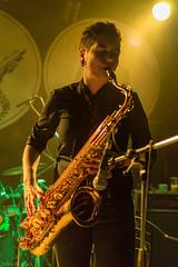 U Pol' 9 Kod Sabe #1 (HluShoot) Tags: musician music rock concert nikon guitar stage performance performer sax saxophone kset d3200
