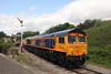66761 Wensleydale Railway