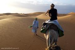 Efg_Chebbi_trek (minimalized) Tags: morocco minimalized