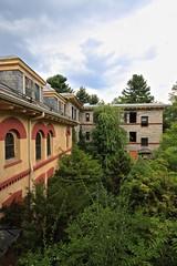 Santa Maria Sanatorium (EsseXploreR) Tags: santa abandoned hospital newjersey maria nj sanatorium decaying tuberculosis abandonednj