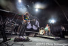 Death From Above 1979 @ DTE Energy Music Theatre, Clarkston, MI - 07-22-15
