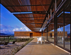 Ранчо Лос Саусес в Мехико по проекту Grupo Arquitectura