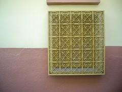 (thehmzaa) Tags: brown window yellow minimal أصفر بني نافذة