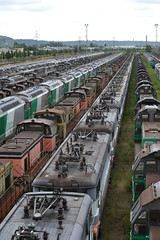 SNCF Withdrawn Locomotives (Will Swain) Tags: travel france yard train de french europe north transport july rail railway des 330 east le works depot 12th railways franais socit parisian locomotives fer withdrawn nationale marshalling 2015 triage chemins sottevillelsrouen