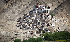 Chemrey Gompa, Ladakh, India (monsieur I) Tags: world travel people india trekking canon landscape stones monastery human ladakh canonef70200mmf4lisusm chemreygompa canoneos5dmark3 monsieuri ivandupont