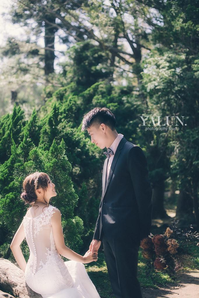 Pre-Wedding,自助婚紗,台北婚紗,亞倫婚禮攝影工作室,I am YUKI,陽明山婚紗,拉芙蕾絲手工婚紗