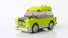 Mr Bean's Mini Cooper (with instructions) (hachiroku24) Tags: lego car moc mr bean instructions mini cooper polybag mod