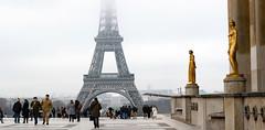 Trocadero Tour Eiffel (svenhajna) Tags: eiffelturm toureiffel paris trocadero
