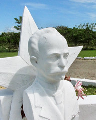 Small Jose Marti Statue, Cuba (shaire productions) Tags: cuba travel image destination picture photo photograph photography imagery havana josemarti statue figure figurative art symbol icon iconography heritage