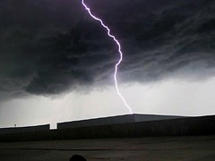 Up Close and Personal (Jaye Eryk) Tags: lightning stormchasing storm clouds dark day nature environment danger dangerous picoftheday pic photography photo photooftheday weather meteorology