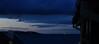 Night Arrival (Owen J Fitzpatrick) Tags: ojf photography nikon fitzpatrick owen j joe pretty pavement chasing d3100 ireland editorial use only ojfitzpatrick eire dublin republic city tamron night ship vessel lights electric howth head peninsula sea bay sky cloud blue dark evening twilight horizon arrival