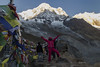 I did it........... (Henry der Mops) Tags: 90a5622 annapurnabasecamp nepal himalaya trekking wandern berge abc asien hochgebirge himalayas mountain mountainlandscape gebetsfahnen prayerflags mplez henrydermops eos7dmarkiicanon