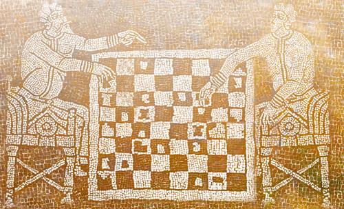"Petteia - Ludus Latrunculorum  / Iconografía de las civilizaciones helenolatinas • <a style=""font-size:0.8em;"" href=""http://www.flickr.com/photos/30735181@N00/31678482794/"" target=""_blank"">View on Flickr</a>"