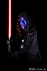 May The Force Be With you... (dgwphotography) Tags: nycc nycc2016 newyorkcomiccon cosplay starwars xmen mystique 50mmf18g nikoncls nikond600