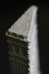 Corners (ShellyS) Tags: miniatures flatironbuilding macromondays souvenirs corners