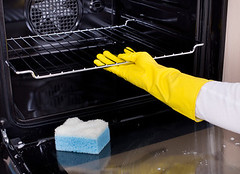 Fırın Nasıl Temizlenir? (Ekspresevim) Tags: fırın fırınnasıltemizlenir fırıntemizliği oven stove cleaning sponge foam hand gloves woman closeup people kitchen housekeeping housewife working female hygiene home house interior protective housework cleanup cleaner duties casual household tidy housekeeper chores domestic indoors manual concept wipe occupation worker professional washing wiping open clean inside opendoor mesh