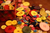 Oh, Buttons, if only I could go to the ball... (TheWrongDroid) Tags: 365the2017edition 3652017 day6365 6jan17 buttons colours tin