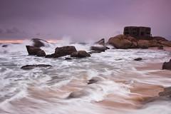 Afternoon Clouds (jaocana76) Tags: beach water ocean sea rocks rocas arena nubes clouds nuboso cloudy atardecer sunset atlanterra playadelosalemanes estrechodegibraltar straitsofgibraltar strog cadiz andalucia zaharadelosatunes canon1635 canoneos7d jaocana76 juanantonioocaña seascape paisaje paisajemarino españa spain