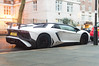 Yet Another One (Beyond Speed) Tags: lamborghini aventador roadster sv superveloce supercar supercars automotive automobili nikon v12 white london
