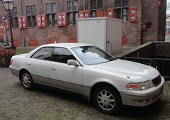 Toyota Mark II X100 2.5 V6 Grande aut 8-10-1997 KS-759-R (Fuego 81) Tags: toyota mark ii mk2 x100 grande 1997 ks759r