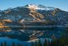 Le Lac de Roselend. (Barrage) (Zimzak photographie) Tags: roselend beaufort savoie lac montagne reflet barrage paysage landscape canon zimzak