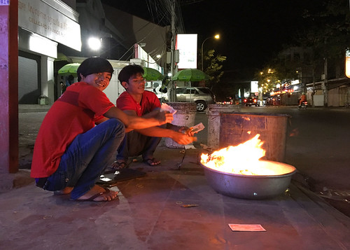 Chinese New Year - Cambodia