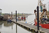 Wells next the sea (braddalad123) Tags: sea seaside harbour boat water pontoon nikon d3200 reflections rope chain net