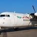 Niger Airlines Fokker F50 SU-YAH