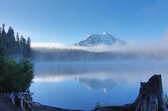 Sunrise - Mt Adams, WA (Wayne~Chadwick) Tags: sunrise mt adams wa