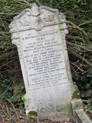 Nunhead Cemetery, South London, UK (SandyEm) Tags: southlondon nunheadcemetery magnificientseven clipstonecamp may2015 henryjohnrodgers