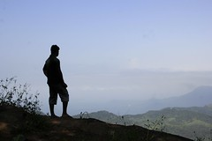 The trek at Dare Nature Wayanad
