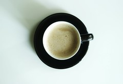 #LessIsMore (WeekendPlayer) Tags: coffee espresso simplify lessismore cupofcoffee flickrfriday
