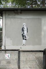 Leo & Pipo (Ruepestre) Tags: street streetart paris france graffiti leoetpipo