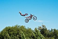 Freestyle motocross @ Alameda county fair (max.chisto) Tags: dirtbike motocross stunt