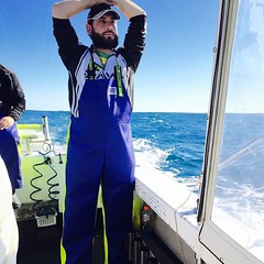 Paul Trelos chasing Tuna out of Portland, Victoria, Australia #tuna #fishingboat #portland #victoria #nofilter #fishing #sportfishing #australia #australianfishing #Stormline #stormlinegear