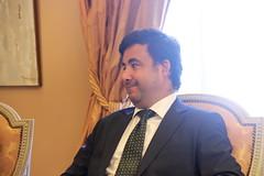 Delegação do PSD recebida pelo Presidente da República