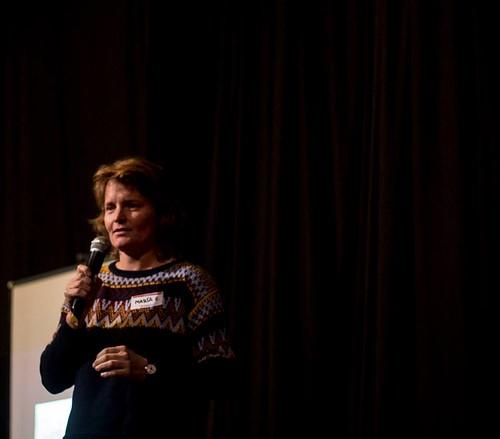 María Eugenia Favret - Oradora