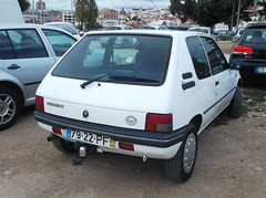 1998 Peugeot 205 Genertion 205 (Nutrilo) Tags: 1998 peugeot 205 genertion