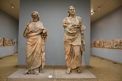 Sculpture from the Mausoleum of Halicarnassus, ca. 350 BCE (Prof. Mortel) Tags: london mausoleum britishmuseum halicarnassus