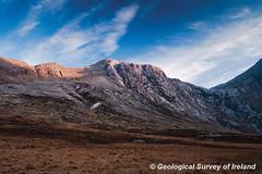 Carrot Ridge Twelve Bens - 2013 (Geological Survey) Tags: galway climb quartzite twelvebens precambrian carrotridge