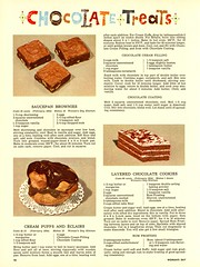 Woman's Day-Mar 1954 (File Photo Digital Archive) Tags: vintage advertising 1954 1950s 50s recipes