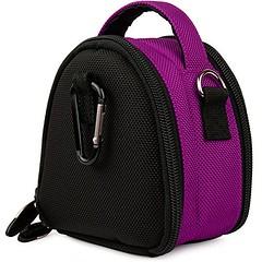 Mini Laurel Bag Pouch Carrying Case for Nikon Coolpix S32, S02, S31, S3600, S5300, S6800, S9700, S3500, S9500, S5200, S1, S800c, S01, S6400, S9300, S6300, S4300, S3300, S30, S1200pj, S100, S8200, S6200, S9100, S6100, S4100, S3100, S80, S8100, S1100pj, S51 (ShoppingSecurelyOnline) Tags: s5100 s5200 s1 s230 s9500 s80 s70 s01 s02 s30 s3000 s100 s710 s620 s4000 s3500 s3100 s550 s220 s31 s630 s6000 s560 s9100 s5300 s9700 s8000 s640 s52c s610 s8100 s6100 s3600 s3300 s6400 s6200 s1000pj s6800 s1100pj s4100 s4300 s8200 s1200pj s9300 s6300 s800c minilaurelbagpouchcarryingcasefornikoncoolpixs32 s60digitalcamerascreenprotectortripodstandpurple