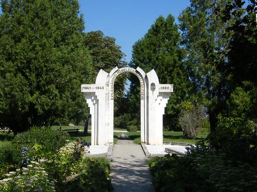 Simontornya, II. világháborús emlékmű
