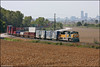 UP 1995 (Justin Hardecopf) Tags: up unionpacific cnw chicagonorthwestern heritage unit intermodal crescent iowa railroad train
