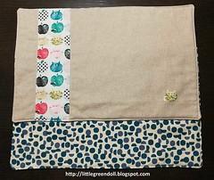 6703-Individuales-MugRug (Silvia LGD (Little Green Doll)) Tags: crafts patchwork fabrics telas dashwoodstudio handmade hechoamano individual mantelitoindividual placemat mugrug posavasos coaster individuales linen lino
